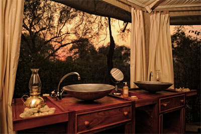 Kanga Camp Mana Pools Zimbabwe