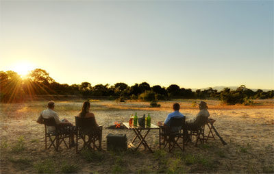 KangaCamp Mana Pools Zimbabwe
