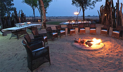 Wilderness Safaris - Davison Camp  - Hwange National Park Zimbabwe