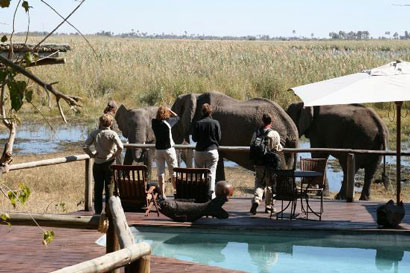 Duma Tau Camp (Wilderness Safaris) Linyanti in Botswana