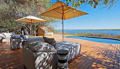 Duma Tau Camp (Wilderness Safaris) in Linyanti  Botswana