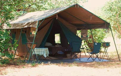 Ebony Private Camping - Chobe & Savuti
