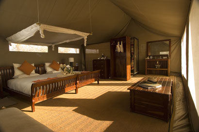 Linyanti Bush Camp Botswana