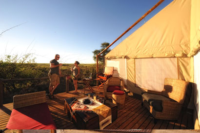 Linyanti Ebony Camp African Bush Camps Botswana