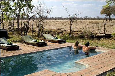 Wilderness Safaris - Little Makalolo in Hwange National Park Zimbabwe