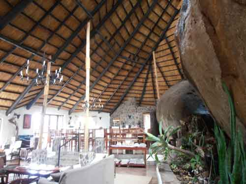 Big Cave Camp - Matobo