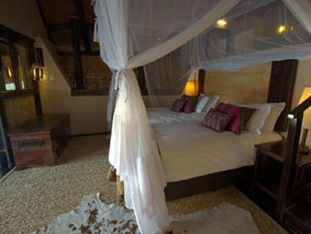 Chilo Gorge bedroom