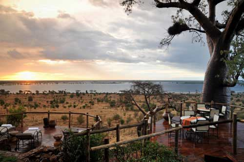 Ngoma Safari Lodge - Chobe