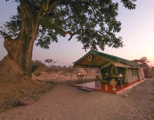 Old Mdonyo River Camp